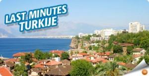 last minutes turkije